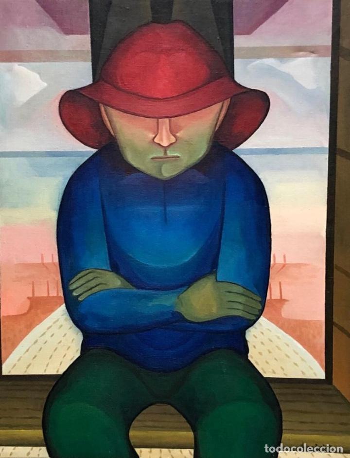BROTAT, JOAN - ÓLEO SOBRE TELA - (Arte - Pintura - Pintura al Óleo Contemporánea )