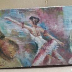 Arte: CABALLO, BAILARINA Y DESNUDO. Lote 156925506