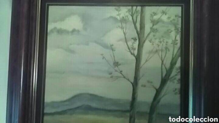 Arte: Pintura al óleo firmada - Foto 3 - 156944909