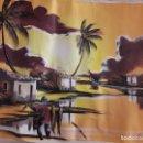 Arte: OLEO FIRMADO ROBSON. Lote 156982334