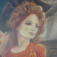 Arte: OLEO SOBRE LIENZO ANTIGUO. Lote 156988808