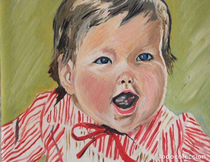 Arte: Bebe obra de Gilaberte - Foto 2 - 157820934