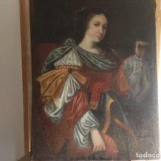 Arte: ANÓNIMO ITALIANO, LIENZO , SIGLO XVIII-XIX. MEDIDAS 57 X 76 CM.. Lote 157986510