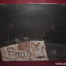 Arte: MAGNIFICO OLEO DEL PINTOR BONIFACIO CARLOS DE URIARTE. Lote 158256174