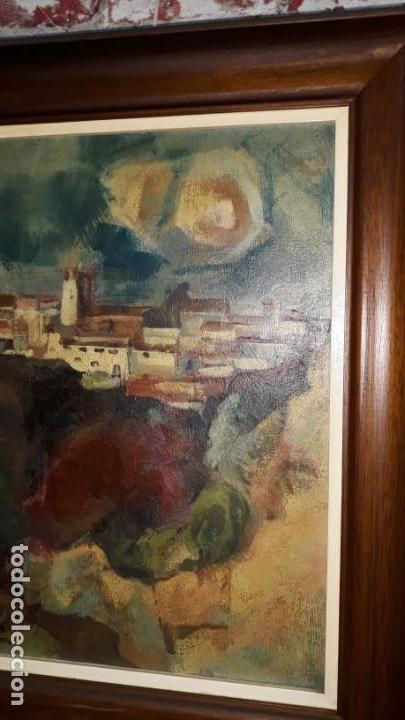 Arte: OLEO SOBRE LIENZO FIRMADO ABELLA - Foto 5 - 158523286