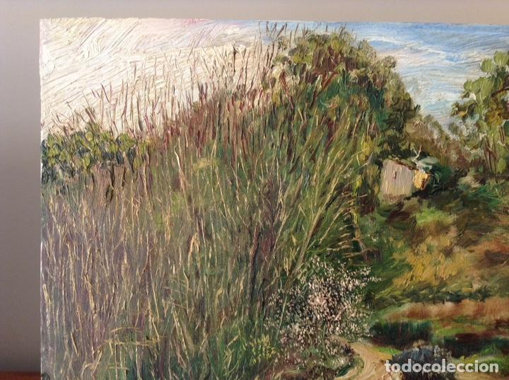 Arte: Pintura paisaje Vallvidrera - Foto 6 - 154994950