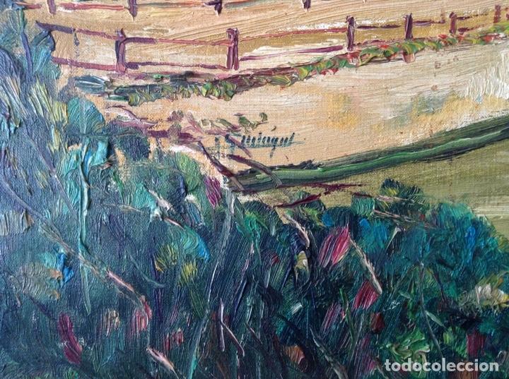 Arte: Pintura paisaje Vallvidrera - Foto 3 - 154994950