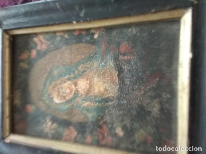Arte: Cobre antiguo pintado - Foto 4 - 158639998