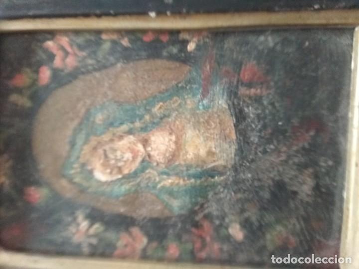 Arte: Cobre antiguo pintado - Foto 5 - 158639998