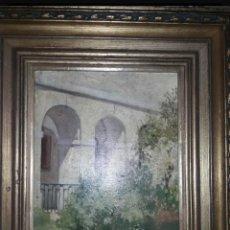 Arte: RICARDO CAMINO PINTOR. Lote 158733768