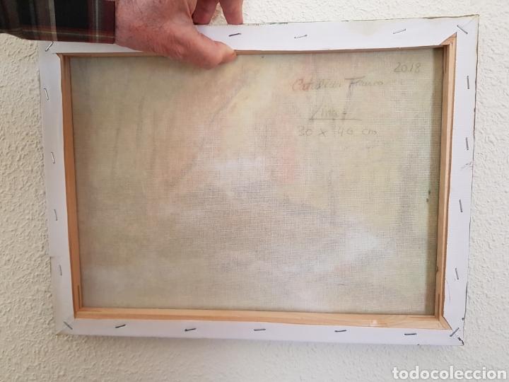 Arte: Obra original Catalina Franco Paisaje Oleo sobre Lienzo en bastidor 30x40 cm - Foto 4 - 158794485
