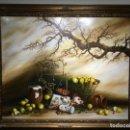 Arte: BODEGON DE JOSE GARCIA PRIETO. Lote 158938506