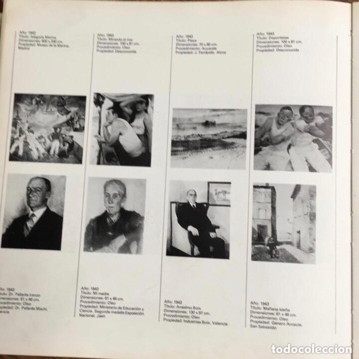 Arte: Genaro la huerta óleo/lienzo firmado y fechado catalogado en el libro Genaro medidas 130x97 - Foto 4 - 159037806