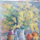Arte: GEORGES STEEL BODEGON 1996. Lote 159042053