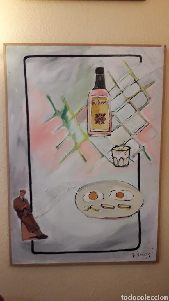 Arte: Cuadro del pintor Gil Gamundi pintor - Foto 3 - 159056857