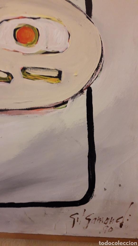 Arte: Cuadro del pintor Gil Gamundi pintor - Foto 4 - 159056857