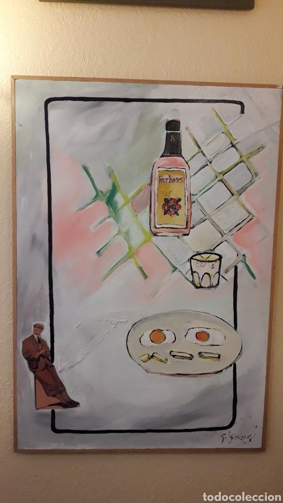 Arte: Cuadro del pintor Gil Gamundi pintor - Foto 5 - 159056857