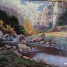 Arte: PAISAJE. Lote 159199394