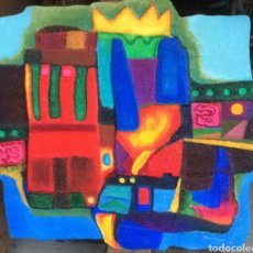 Arte: CUADRO ÓLEO DE DOMINGOS SILVA PINTOR. Lote 159287934