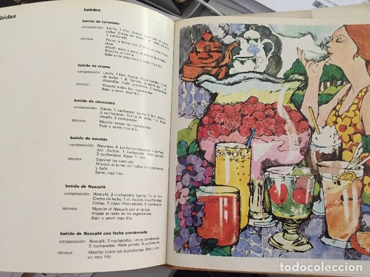 Arte: Arje, catalogado, 30x29 cms. Bebidas - Foto 4 - 159395402