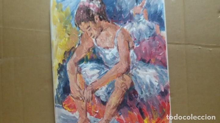 Arte: Bailarina original - Foto 2 - 159507614