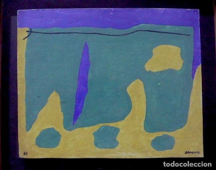 Arte: SEOANE, OLEO O ACRILICO, FIRMADO - Foto 2 - 159550126