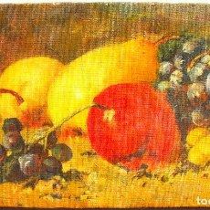 Arte: VALENCIA: OLEO SOBRE TELA, FIRMADO M. VIGUER.. Lote 159566766