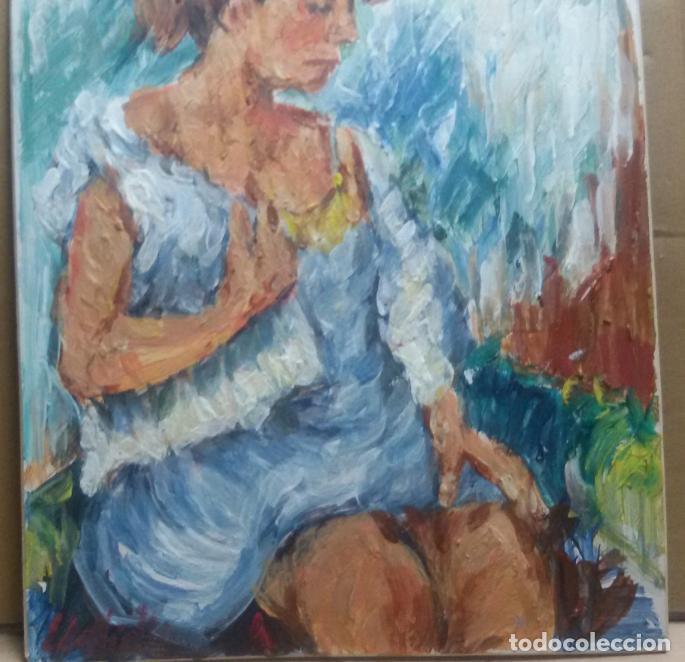 Arte: Chica original - Foto 2 - 159592250