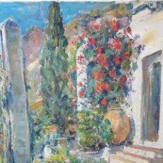 Arte: GEORGES STEEL. Lote 159747001