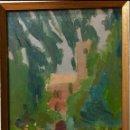 "Arte: JOAQUIM MIR,"" LA MOGODA ""CERTIFICADO. Lote 159894958"