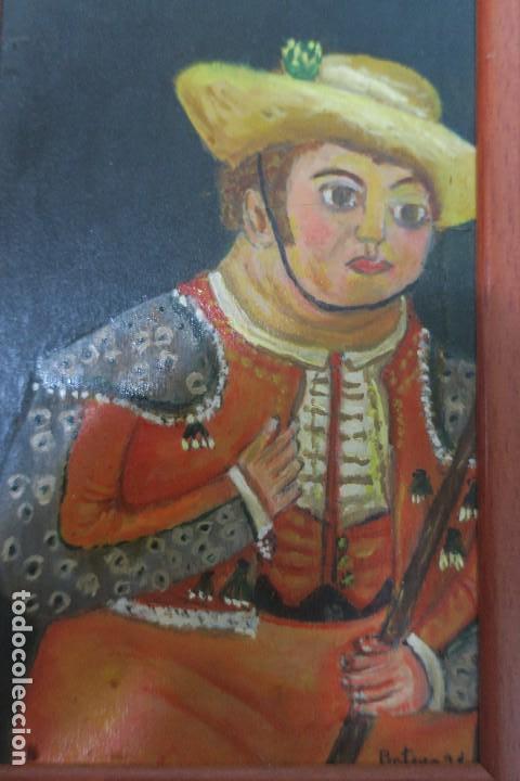 FERNANDO BOTERO. MATADOR (1991). ÓLEO SOBRE TABLA. (Arte - Pintura - Pintura al Óleo Contemporánea )