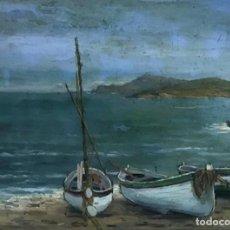 Arte: FRANCESC PLANAS DORIA (1879-1955). Lote 159957522