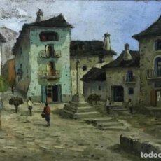 Arte: FRANCESC PLANAS DORIA (1879-1955). Lote 159958498