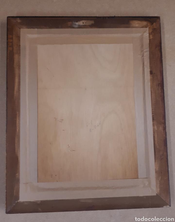 Arte: Oleo sobre tabla firmado - Foto 5 - 159985121