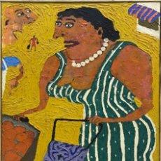 Arte: ELISABETH SABALA (1956). Lote 160245038