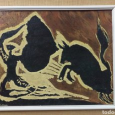 Art: JOSE LUIS BONA OBRA PINTURA DE GRAN CALIDAD. Lote 160341261