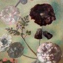 Arte: JOSÉ MIRABENT GATELL (BARCELONA, 1831 – 1899) OLEO SOBRE CARTON. COMPOSICIÓN DE FLORES. Lote 160367118