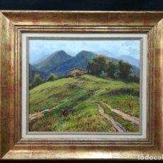 Arte: LA MASIA POR EL ARTISTA SOLE GONZALEZ. Lote 160426782