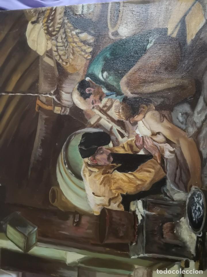 PINTURA IMPRESIÓN EN TELA (Arte - Pintura - Pintura al Óleo Contemporánea )