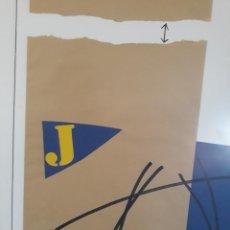 Arte: ROCA TOBAU, JORDI, ( CUADRO DE COLAGE ) //COLLAGE // ABSTRACTO.. Lote 165304013