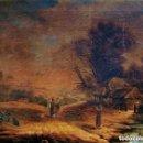 Arte: ESCUELA EUROPEA ÓLEO/LIENZO REENTELADO 72 X 56 CM. FIRMADO ILEGIBLE EN BASTIDOR.. Lote 160754862