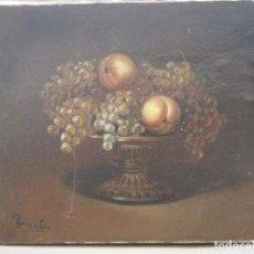 Arte: PINTURA AL OLEO SOBRE LIENZO - FIRMADO.. Lote 160875730