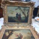 Arte: LECLERC DES GOBELINS, SEBASTIEN JACQUES (1734-1785) FETES CHAMPETRES. Lote 160935998