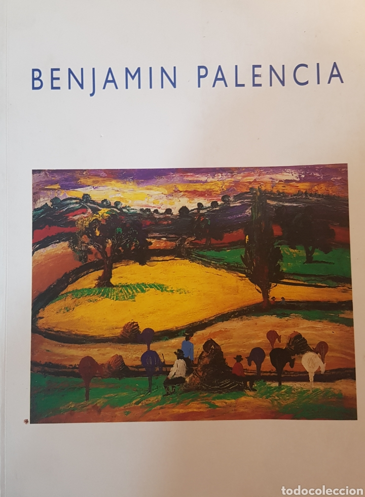 Arte: Benjamin Palencia Merienda en la playa - Foto 5 - 160987814