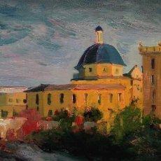 Arte: MUSEO DE BELLAS ARTES DE VALENCIA. OBRA DE LOLA SOTO VICARIO. Lote 161122794