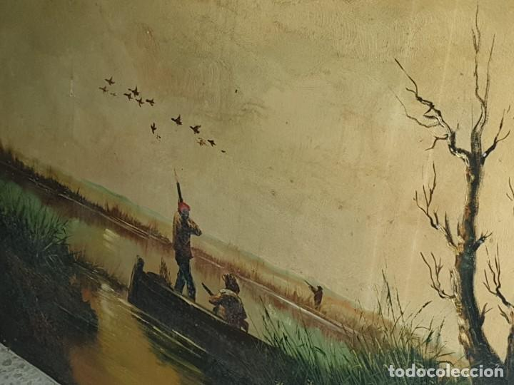 Arte: CAZA AL PATO - FIRMA ILEGIBLE - Foto 5 - 161216106