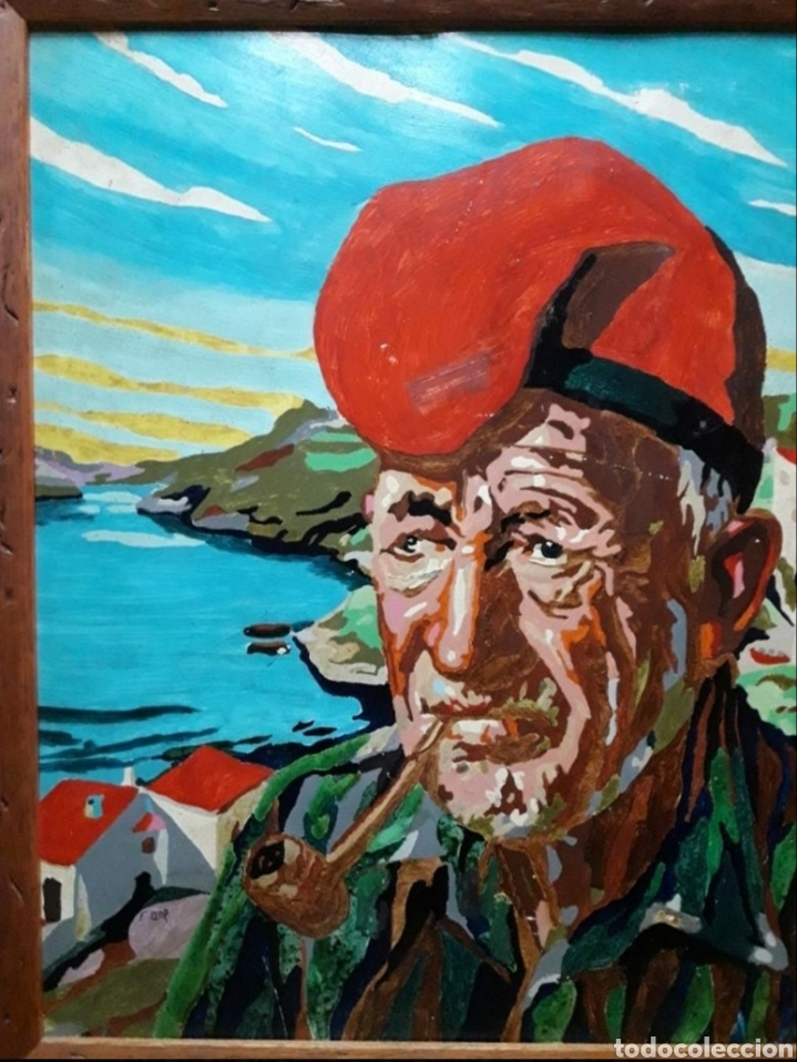CUADRO DEL PINTOR LLOP MARQUES PINTOR (Arte - Pintura - Pintura al Óleo Contemporánea )