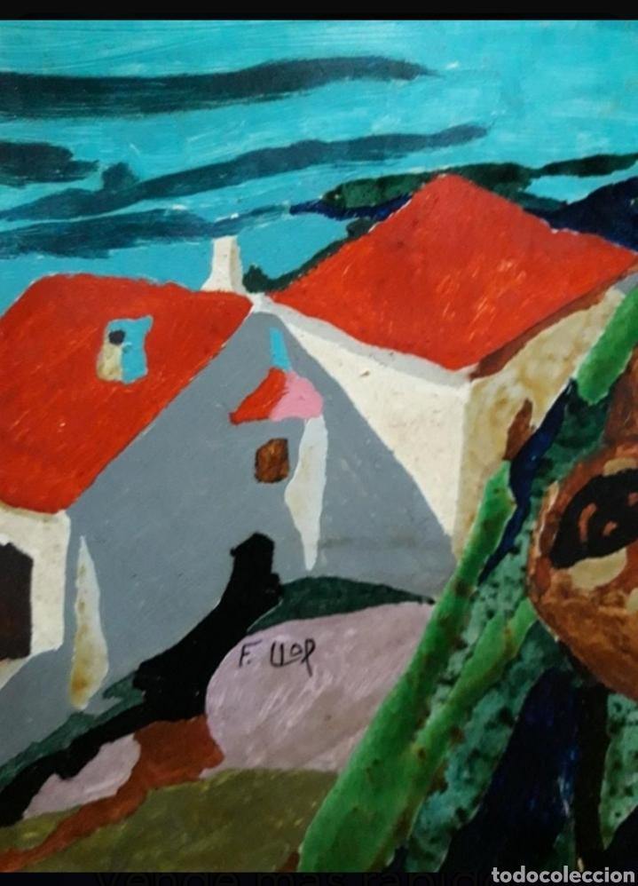 Arte: Cuadro del pintor LLOP MARQUES pintor - Foto 2 - 161671772