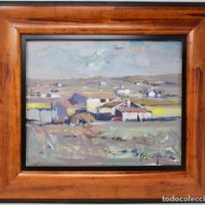 Arte: PAISAJE - ÓLEO SOBRE TELA - RAFAEL GRIERA I CALDERÓN (1934-2018). Lote 161782710