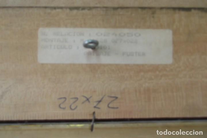 Arte: - PUEBLO ALICANTINO # RAFAEL FUSTER #.OLEO SOBRE LIENZO# CUADRO DE GALERIA ARTE # - Foto 4 - 161871598